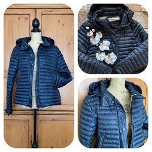 Zara Puffer Lightweight Jacket
